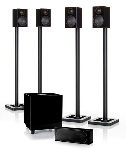 Monitor Audio Radius R90HD + R180HD + R370HD