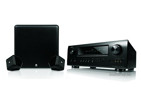 Boston Acoustics SoundWareXS 2.1 + Denon AVR-1912