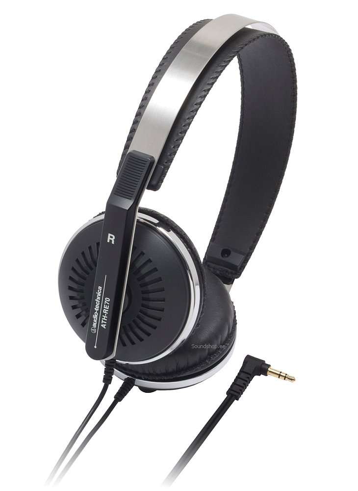 Audio-Technica ATH-RE70 pilt 0
