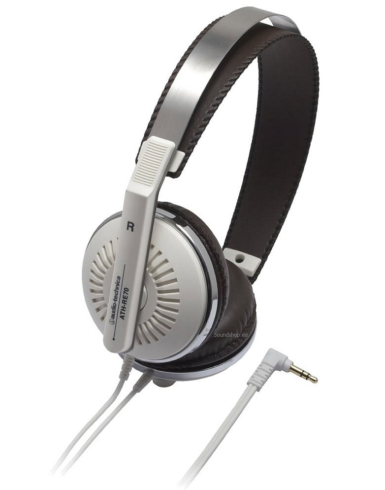 Audio-Technica ATH-RE70 pilt 1