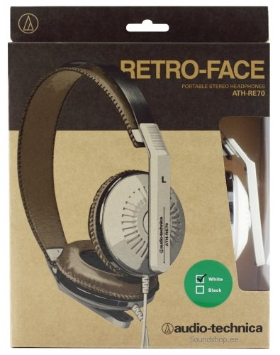 Audio-Technica ATH-RE70 pilt 2