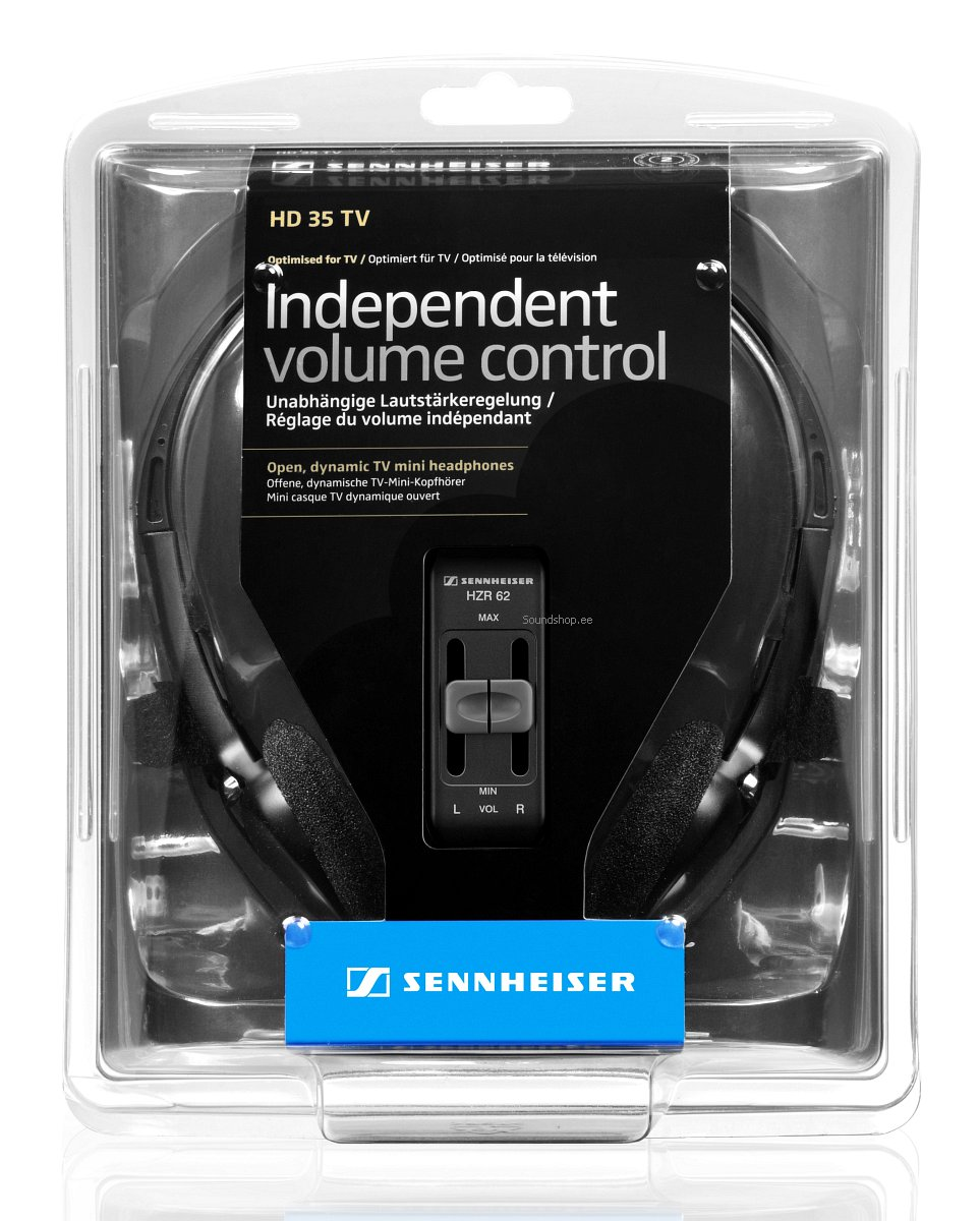Sennheiser HD 35 TV pilt 5