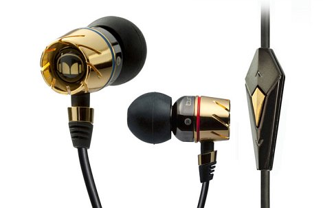 Monster Turbine Pro Gold ControlTalk