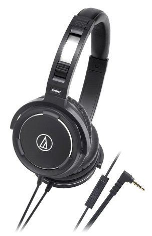 Audio-Technica ATH-WS55i Solid Bass