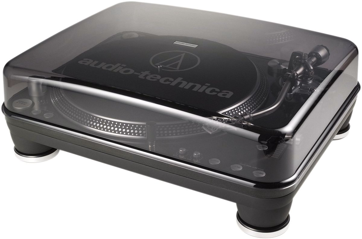 Audio-Technica AT-LP1240USB pilt 1