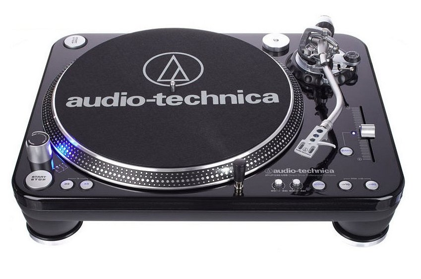 Audio-Technica AT-LP1240USB pilt 2
