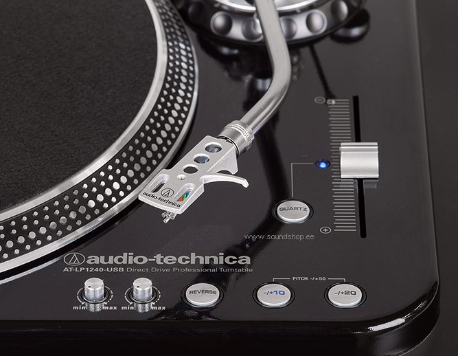 Audio-Technica AT-LP1240USB pilt 6