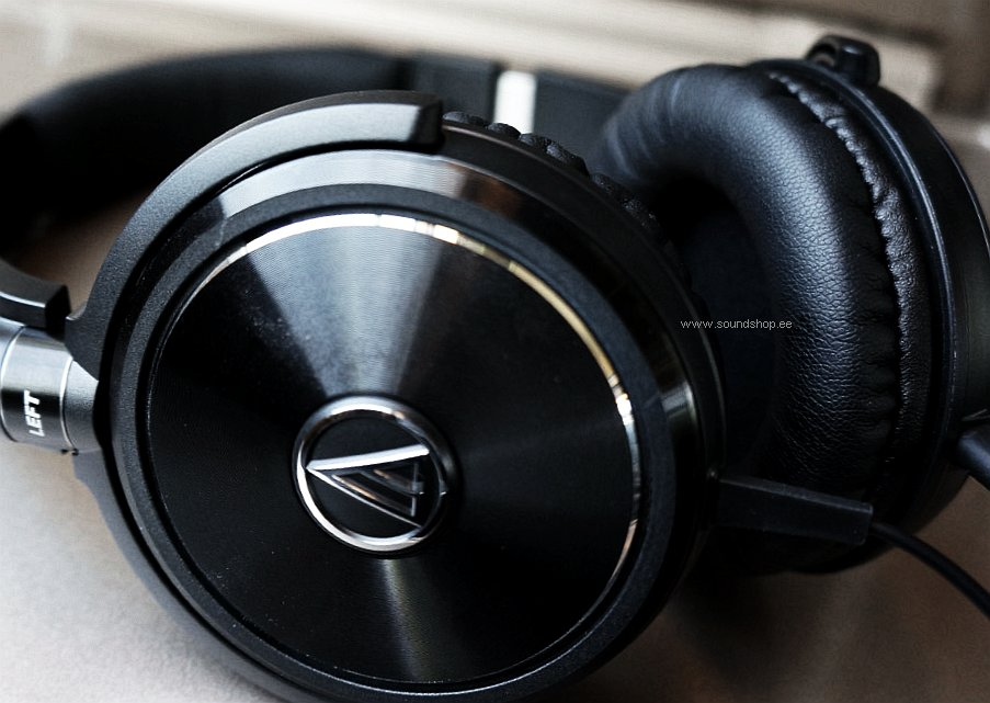 Audio-Technica ATH-WS99 Solid Bass pilt 3