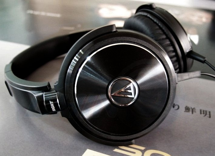 Audio-Technica ATH-WS99 Solid Bass pilt 4
