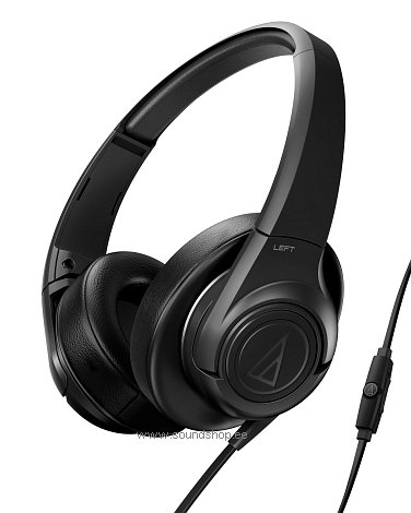 Audio-Technica ATH-AX3iS SonicFuel