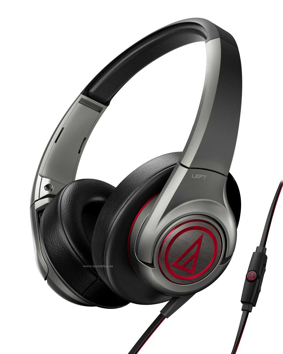 Audio-Technica ATH-AX5iS SonicFuel pilt 1