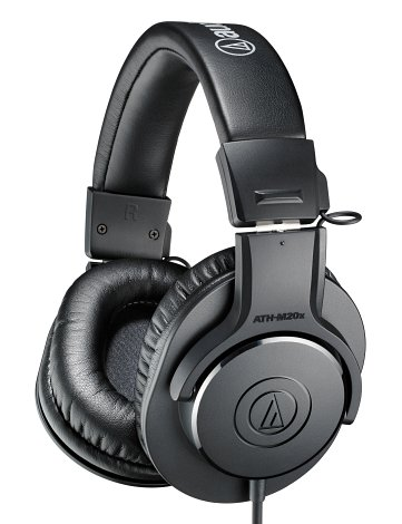 Audio-Technica ATH-M20X soodushind −30%