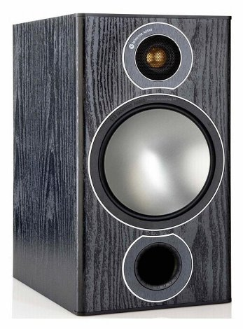 Koht nr. 1 - Monitor Audio Bronze 2
