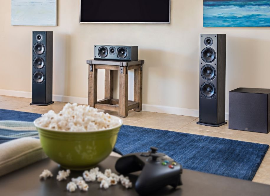 Polk Audio T50 pilt 4