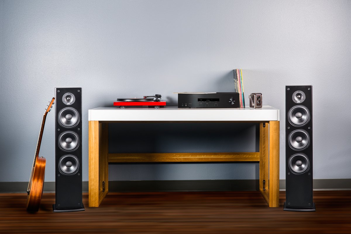 Polk Audio T50 pilt 6