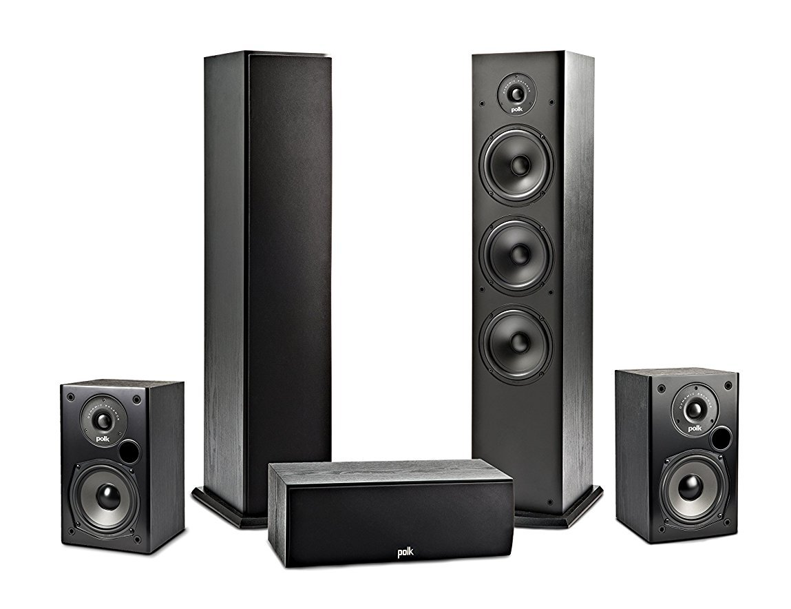 Polk Audio T50 pilt 7