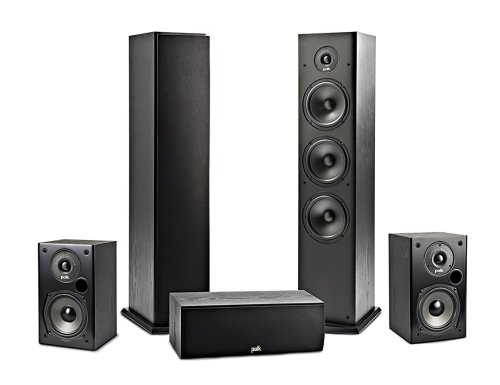 Polk Audio T-Series 5.0 soodushind −9%