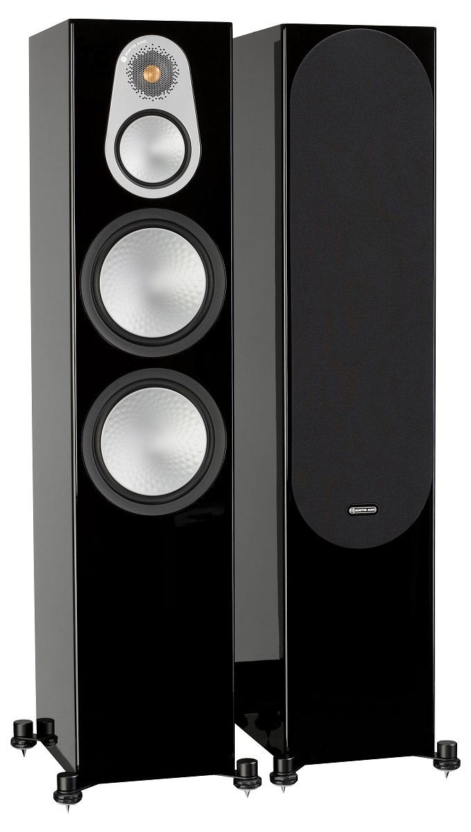 Monitor Audio Silver 500 High Gloss pilt 0