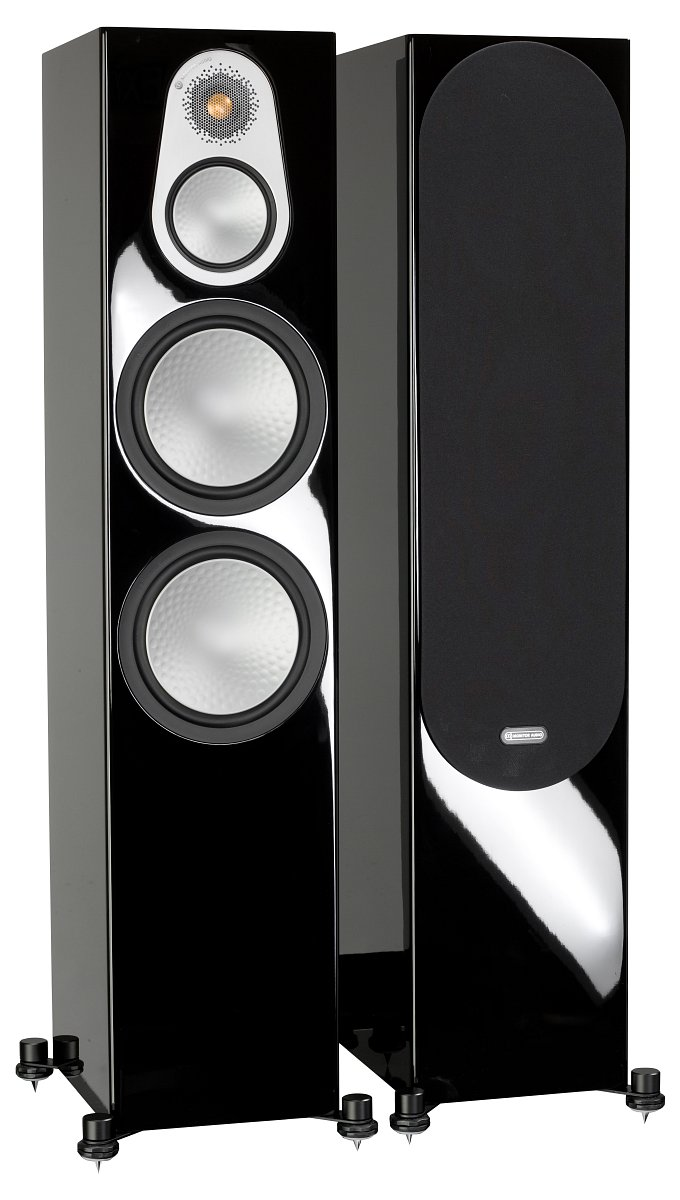 Monitor Audio Silver 500 High Gloss pilt 1