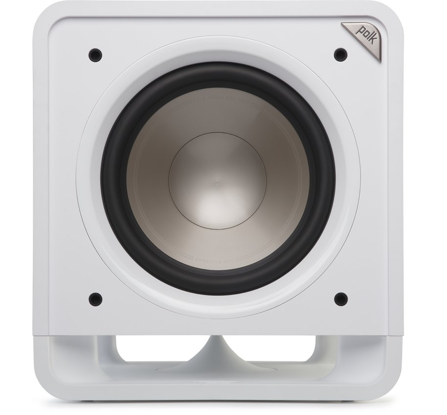 Polk Audio HTS-10 White pilt 0