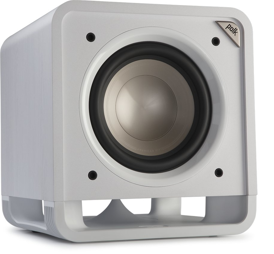 Polk Audio HTS-10 White pilt 1