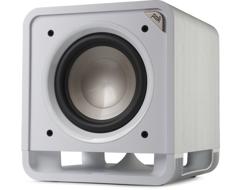 Polk Audio HTS-10 White pilt 2