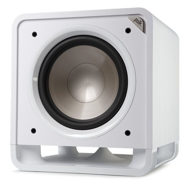 Polk Audio HTS-12 White pilt 0