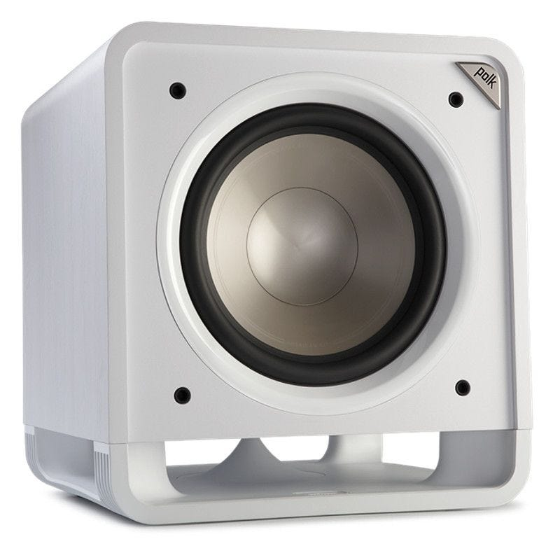 Polk Audio HTS-12 White pilt 2