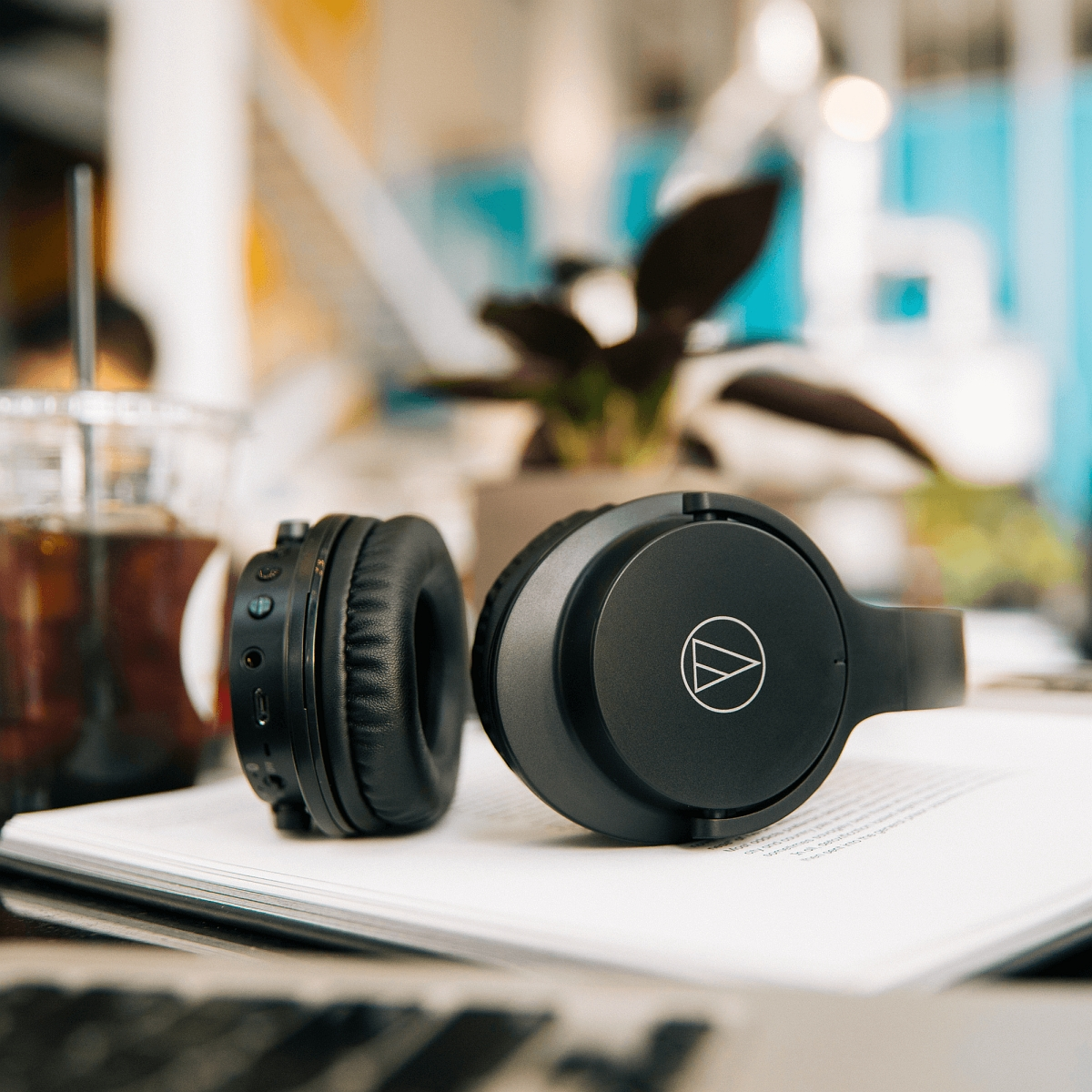 Audio-Technica ATH-ANC500BT (Bluetooth) pilt 7